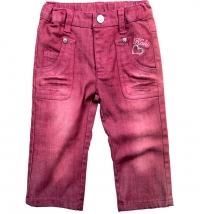 Koki traperice za djevojčice, vel. 68-98