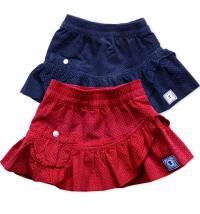 Dirkje suknja od samta za bebe, vel.: 74-86