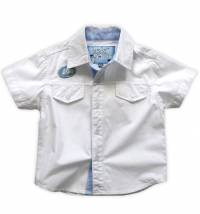 Koki košulja kratkih rukava za dječake, vel.: 68-98