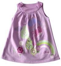 Koki ljetna haljina za djevojčice, vel.: 68-98