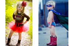 Pustiti dijete da samo odluči što odjenuti?
