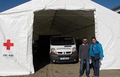 Posjetili smo zimski prihvatni centar za izbjeglice u Slavonskom Brodu