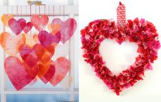Jednostavne i maštovite kreacije za Valentinovo koje djeca mogu sama napraviti!
