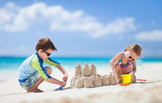 Igračke i morska voda - koje ponijeti na odmor, koje pospremiti?