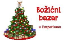 Ne propustite: Božićni bazar u Emporiumu!