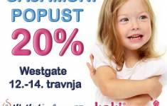 Emporium na 12. Danima beba, djece i trudnica