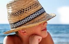 Ljetne kape i šeširi za djecu