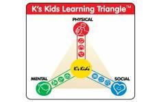 K's kids trokut za učenje