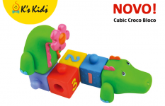Cubic Croco Bloco