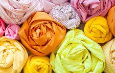 Mali vodič kroz tekstilne materijale (za izradu dječje odjeće)